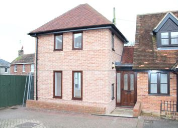 Thumbnail 1 bed semi-detached house to rent in St Lawrence Square, Hungerford, 0Hb.
