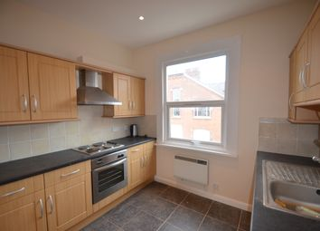 Thumbnail 2 bed flat to rent in Clifford Street, South Wigston, Leicester