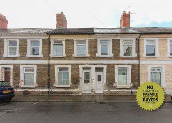Thumbnail 2 bedroom terraced house for sale in Treharris Street, Roath, Cardiff