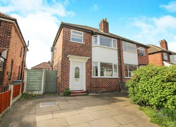 Thumbnail 3 bedroom semi-detached house to rent in Tanfield Road, East Didsbury, Manchester