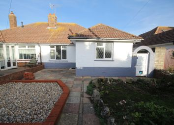 Thumbnail 3 bed bungalow to rent in Brighton Road, Lancing