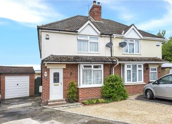 Thumbnail 3 bed semi-detached house for sale in Ashford Grove, Yeovil, Somerset