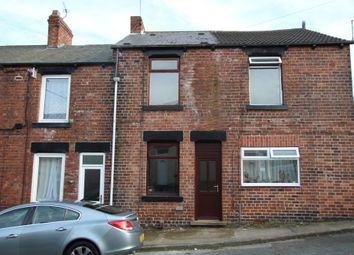 2 bed terraced house for sale in School Street, Wombwell, Barnsley S73