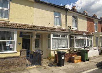 Thumbnail Terraced house for sale in Wyndcliffe Road, Southsea