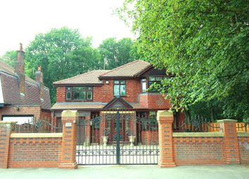 Thumbnail 5 bed detached house for sale in Walkden Road, Worsley, Manchester