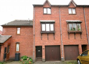 Thumbnail 2 bed terraced house to rent in Pound Lane, Topsham, Exeter