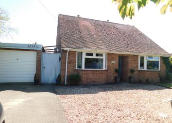 Thumbnail 3 bed detached bungalow for sale in Old Station Road, Mendlesham, Stowmarket
