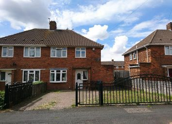 Thumbnail 3 bed property to rent in Attlee Crescent, Bilston