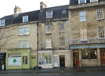 Thumbnail 1 bed flat for sale in Walcot Buildings, Bath