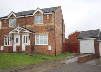 Thumbnail 2 bedroom semi-detached house to rent in Wensleydale, Skelton-In-Cleveland, Saltburn-By-The-Sea