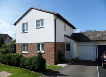 Thumbnail 3 bed detached house for sale in Campion Drive, Barnstaple