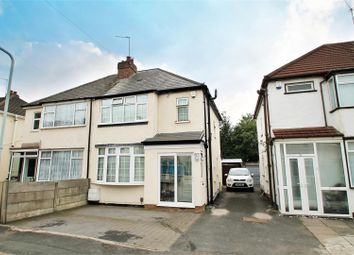 Thumbnail 3 bed semi-detached house for sale in Nelson Avenue, Bilston