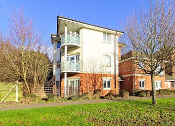 Thumbnail 2 bed flat for sale in Swanfield Drive, Chichester