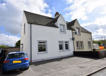 Thumbnail 3 bedroom semi-detached house for sale in Pritchard Crescent, Beauly, Inverness-Shire