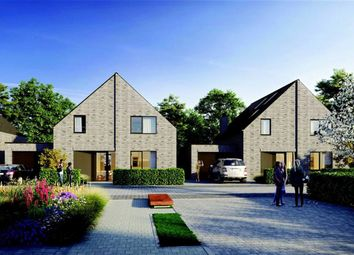 Thumbnail 3 bed detached house for sale in The Thompson, Hunsdon, Hertfordshire