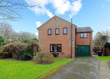 Thumbnail 4 bed detached house for sale in Willow Park, Minsterley, Shrewsbury