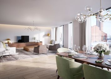 Thumbnail 1 bed flat for sale in No, 1 Harbour Avenue, London