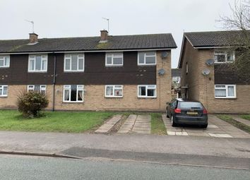 Thumbnail 2 bed maisonette for sale in Brindley Heath Road, Hednesford, Cannock, Staffordshire
