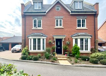 St. Savin, Hartley Wintney, Hook RG27. 5 bed detached house