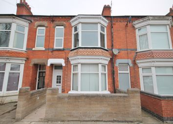 Thumbnail 3 bed terraced house to rent in Winchester Avenue, West End, Leicester