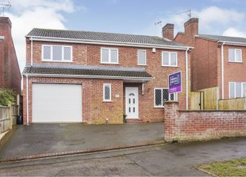 Thumbnail 5 bed detached house for sale in Haddon Road, Nottingham