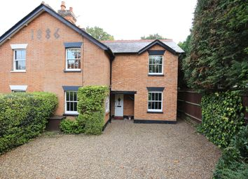 Thumbnail 3 bed semi-detached house for sale in Almners Road, Lyne