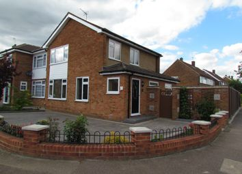 Thumbnail 3 bed semi-detached house for sale in Morland Way, Cheshunt