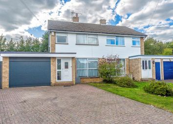 Thumbnail 3 bed semi-detached house for sale in Cromwell Grove, Caterham