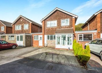 Thumbnail 3 bed link-detached house for sale in Lynwood Close, Willenhall, West Midlands