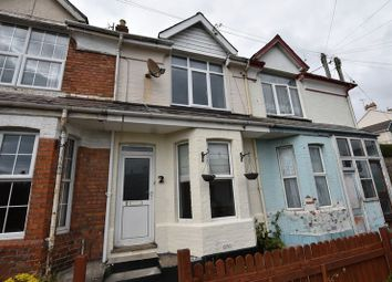 Thumbnail 2 bedroom terraced house to rent in Grenville Terrace, Bideford