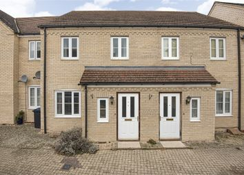 Thumbnail 2 bed terraced house for sale in Myrtle Drive, Burwell, Cambridge