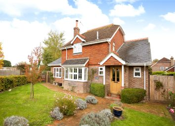 Thumbnail 4 bed detached house for sale in Station Road, Isfield, Uckfield, East Sussex