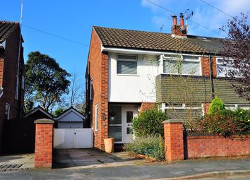 Thumbnail 3 bed semi-detached house for sale in Kenton Close, Liverpool