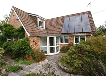 Thumbnail 4 bed detached house for sale in Dennis Road, Corfe Mullen, Wimborne