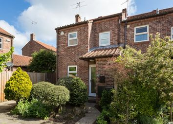 Thumbnail 1 bed semi-detached house for sale in Pear Tree Court, York