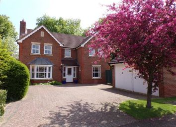 Thumbnail 4 bed detached house for sale in Schofield Road, Oakham, Rutland, Leicestershire
