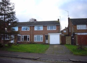 Thumbnail 3 bed property to rent in Lincoln Way, Harlington, Dunstable