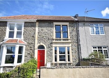 Thumbnail 3 bed terraced house for sale in Shrubbery Road, Downend, Bristol