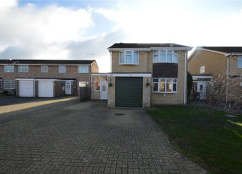Thumbnail 4 bed detached house for sale in Lytchett Way, Swindon, Wiltshire