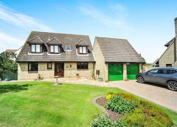 Thumbnail 4 bed detached bungalow for sale in Nursery Close, Atworth, Melksham