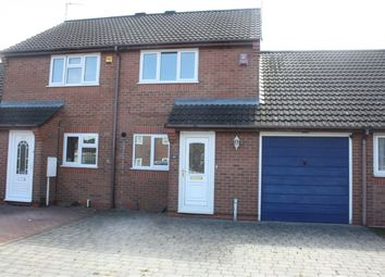 Thumbnail 3 bed property to rent in Trent Road, Hinckley, Leicestershire