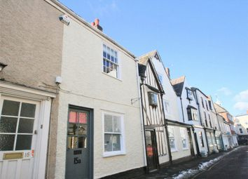 Thumbnail 2 bedroom terraced house for sale in Market Street, Wotton-Under-Edge, Gloucestershire