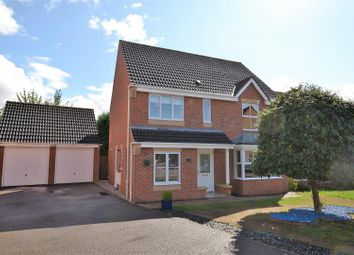 Thumbnail 4 bed detached house for sale in Saville Drive, Sileby, Leicestershire