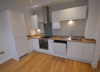 Thumbnail 2 bedroom flat to rent in Cathedral View, Wentworth Street, Peterborough