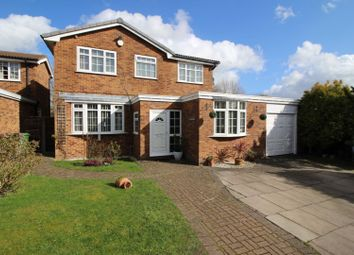 4 bed detached house for sale in Cornwell Close, Wilmslow SK9