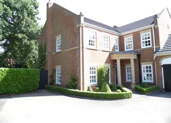 Thumbnail 4 bed detached house to rent in Regents Gate, Nantwich