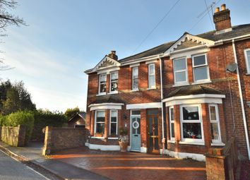 Thumbnail 3 bedroom terraced house for sale in Fairfield Road, Havant