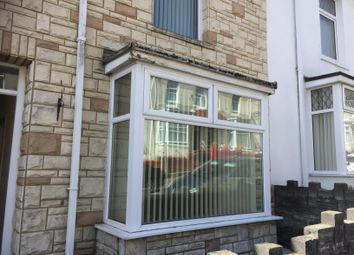 Thumbnail 3 bed shared accommodation to rent in Hedley Terrace, Llanelli
