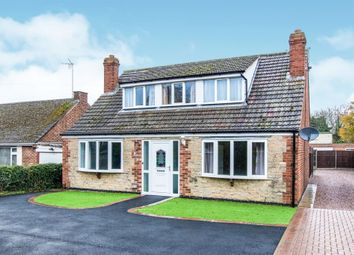 Thumbnail 3 bedroom bungalow for sale in Harlaxton Road, Grantham