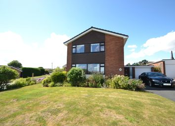 Thumbnail 4 bed detached house for sale in Church Meadow, Lilleshall, Newport